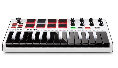 teclado midi barato