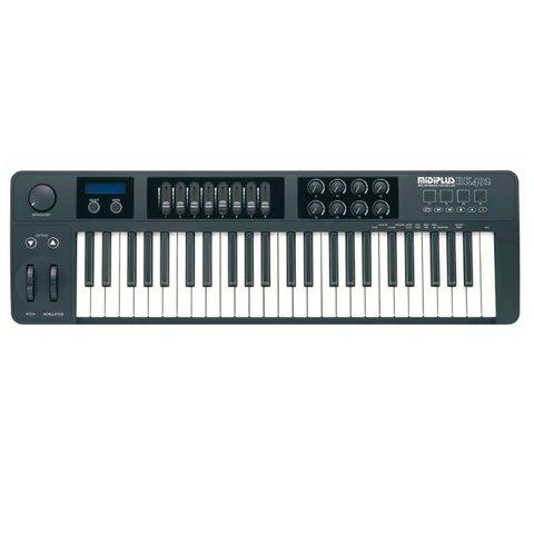 teclado midi sensitivo